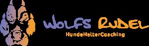 Wolfs Rudel HundeHalterCoaching Logo